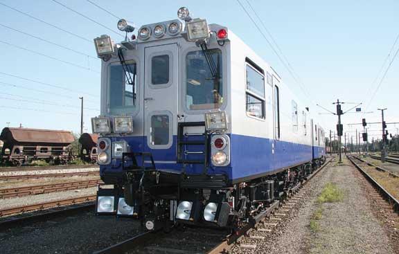 Railway Inspection - bvSys Bildverabeitungssysteme GmbH
